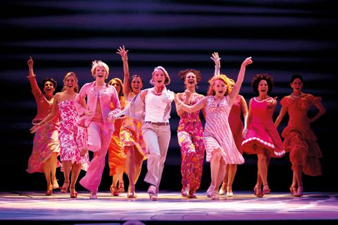 Mamma Mia! in Berlin - Bildmaterial von Stage Entertainment