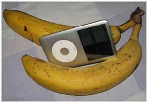 iPod Classic - Bananenprodukt
